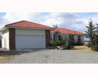 Photo 1:  in COCHRANE: Rural Rocky View MD Residential Detached Single Family for sale : MLS®# C3316192