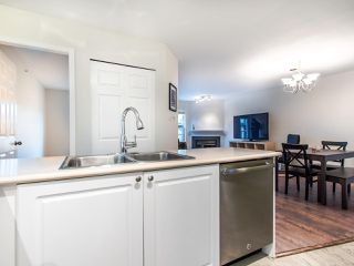 Photo 7: 408 1591 BOOTH Avenue in Coquitlam: Maillardville Condo for sale : MLS®# R2421074