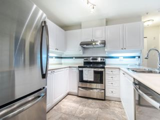 Photo 10: 408 1591 BOOTH Avenue in Coquitlam: Maillardville Condo for sale : MLS®# R2421074