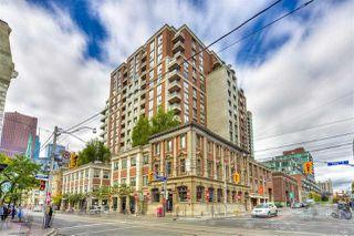 Photo 1: 507 168 E King Street in Toronto: Moss Park Condo for lease (Toronto C08)  : MLS®# C4658758
