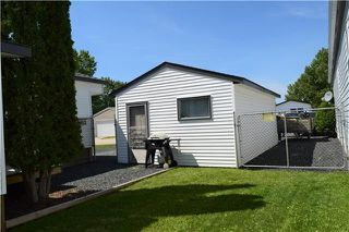 Photo 16: 7 LOUISE Street in St Clements: Pineridge Trailer Park Residential for sale (R02)  : MLS®# 202000380