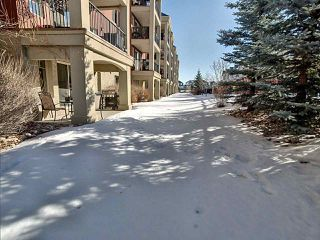 Photo 21: 112 501 Palisades Way: Sherwood Park Condo for sale : MLS®# E4189105