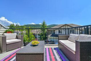 """Photo 19: 57 4401 BLAUSON Boulevard in Abbotsford: Abbotsford East Townhouse for sale in """"Sage"""" : MLS®# R2454541"""