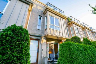 "Photo 6: 15 3788 LAUREL Street in Burnaby: Burnaby Hospital Townhouse for sale in ""Laurel"" (Burnaby South)  : MLS®# R2477652"