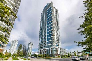 "Photo 1: 2301 13308 CENTRAL Avenue in Surrey: Whalley Condo for sale in ""EVOLVE TOWER"" (North Surrey)  : MLS®# R2480896"