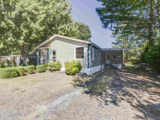 "Main Photo: 179 1830 MAMQUAM Road in Squamish: Garibaldi Estates Manufactured Home for sale in ""Timbertown"" : MLS®# R2481900"