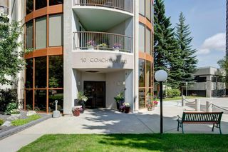 Photo 34: 172 10 COACHWAY Road SW in Calgary: Coach Hill Apartment for sale : MLS®# A1022714