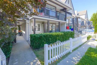 """Main Photo: 43 12099 237 Street in Maple Ridge: East Central Townhouse for sale in """"GABRIOLA"""" : MLS®# R2496499"""
