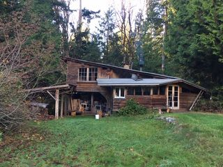 Photo 1: 1199 / 1205 NEILSON Road: Roberts Creek House for sale (Sunshine Coast)  : MLS®# R2516150