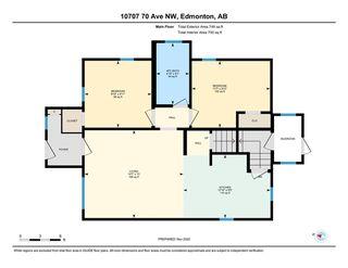 Photo 44: 10707 70 Avenue in Edmonton: Zone 15 House for sale : MLS®# E4221941