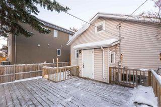 Photo 38: 10707 70 Avenue in Edmonton: Zone 15 House for sale : MLS®# E4221941