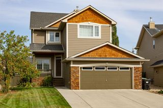 Photo 2: 30 Cougarstone Mews SW in Calgary: Cougar Ridge Detached for sale : MLS®# A1053099