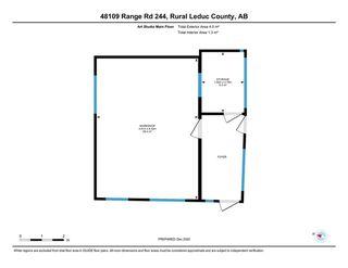 Photo 29: 48109 RR 244: Rural Leduc County House for sale : MLS®# E4222503