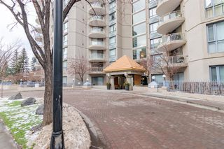 Main Photo: 102 804 3 Avenue SW in Calgary: Eau Claire Apartment for sale : MLS®# A1057535