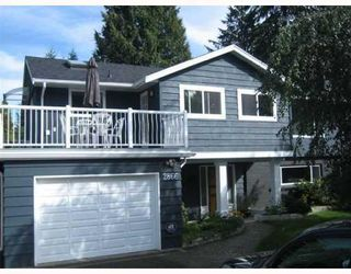 Photo 1: 2866 WILLIAM AV in North Vancouver: House for sale : MLS®# V789051