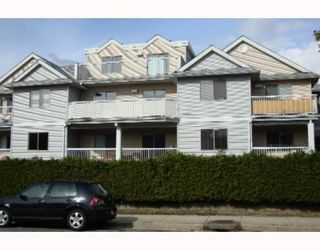 """Main Photo: # 111 1615 FRANCES ST in Vancouver: Hastings Condo for sale in """"Frances Manor"""" (Vancouver East)  : MLS®# V790576"""