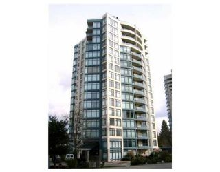 Photo 1: # 1503 4567 HAZEL ST in Burnaby: Condo for sale : MLS®# V830843