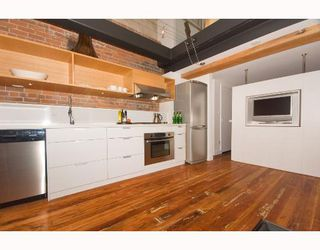 "Photo 3: 503 528 BEATTY Street in Vancouver: Downtown VW Condo for sale in ""BOWMAN LOFTS"" (Vancouver West)  : MLS®# V646760"