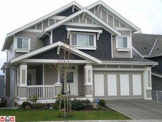 "Photo 1: 20112 68A AV in Langley: Willoughby Heights House for sale in ""WOODRIDGE"" : MLS®# F1106632"