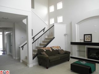 """Photo 3: 20112 68A AV in Langley: Willoughby Heights House for sale in """"WOODRIDGE"""" : MLS®# F1106632"""