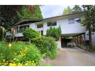 Photo 1: 6549 PARKDALE DR in Burnaby: Parkcrest House for sale (Burnaby North)  : MLS®# V838877