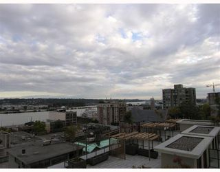 "Photo 2: 503 610 Victoria Street in New_Westminster: Downtown NW Condo for sale in """"THE POINT"""" (New Westminster)  : MLS®# V663007"