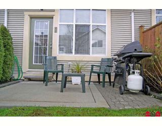 "Photo 10: 12 14959 58TH Avenue in Surrey: Sullivan Station Townhouse for sale in ""Skylands"" : MLS®# F2808903"