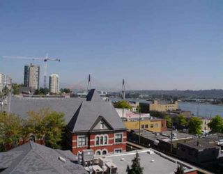 Main Photo: 604 720 CARNARVON ST in New Westminster: Downtown NW Condo for sale : MLS®# V610733