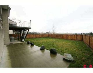 "Photo 10: 35119 LABURNUM Ave in Abbotsford: Abbotsford East House for sale in ""Bateman"" : MLS®# F2703727"