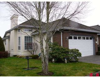 "Photo 1: 11 31450 SPUR Avenue in Abbotsford: Abbotsford West Townhouse for sale in ""Lakepointe Villas"" : MLS®# F2704214"