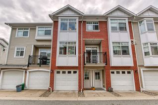 "Main Photo: 113 19551 66 Avenue in Surrey: Clayton Townhouse for sale in ""Manhattan Skye"" (Cloverdale)  : MLS®# R2388980"