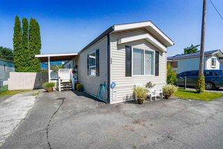 Main Photo: 33 6900 INKMAN Road: Agassiz Manufactured Home for sale : MLS®# R2393710