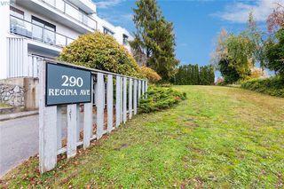 Photo 3: 201 290 Regina Ave in VICTORIA: SW Tillicum Condo Apartment for sale (Saanich West)  : MLS®# 829254