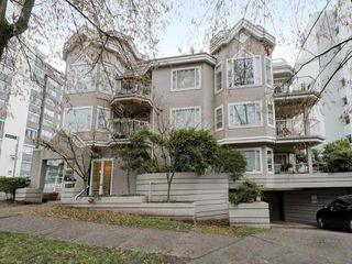 "Photo 1: 104 1280 NICOLA Street in Vancouver: West End VW Condo for sale in ""Linden House"" (Vancouver West)  : MLS®# R2421297"