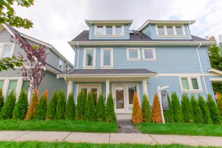 """Main Photo: 3919 WELWYN Street in Vancouver: Victoria VE Townhouse for sale in """"CC22"""" (Vancouver East)  : MLS®# R2430264"""