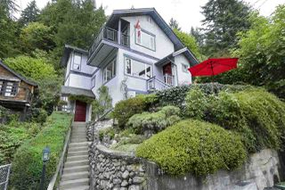 "Photo 1: 2679 PANORAMA Drive in North Vancouver: Deep Cove House for sale in ""The Cove"" : MLS®# R2431713"