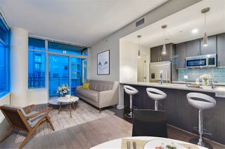 Main Photo: 1109 38 W 1ST Avenue in Vancouver: False Creek Condo for sale (Vancouver West)  : MLS®# R2438405