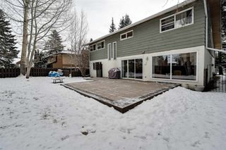 Photo 48: 192 QUESNELL Crescent in Edmonton: Zone 22 House for sale : MLS®# E4195385