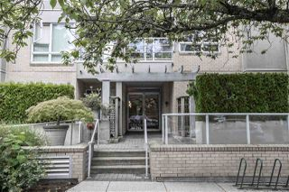 "Main Photo: 115 1823 W 7TH Avenue in Vancouver: Kitsilano Condo for sale in ""The Carnegie"" (Vancouver West)  : MLS®# R2461462"