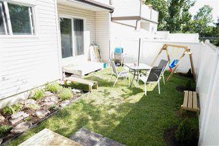 Photo 23: 134 Lancaster Terrace NW in Edmonton: Zone 27 Townhouse for sale : MLS®# E4208613