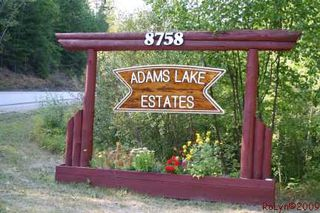Photo 7: 8758 Holding Road in Adams Lake: Waterfront Residential Detached for sale : MLS®# 9222060