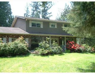 Photo 1: 23850 128TH Avenue in Maple_Ridge: East Central House for sale (Maple Ridge)  : MLS®# V707888