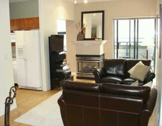 "Photo 3: 2688 VINE Street in Vancouver: Kitsilano Condo for sale in ""THE TREO"" (Vancouver West)  : MLS®# V628206"