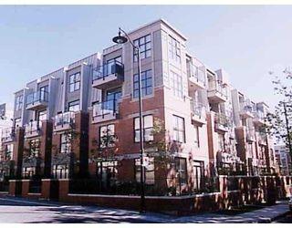 "Photo 1: 2688 VINE Street in Vancouver: Kitsilano Condo for sale in ""THE TREO"" (Vancouver West)  : MLS®# V628206"