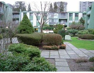 "Photo 2: 109 9202 HORNE Street in Burnaby: Government Road Condo for sale in ""LOUGHEED ESTATES"" (Burnaby North)  : MLS®# V632407"