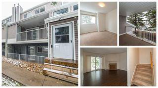 Main Photo: 205 10404 24 Avenue in Edmonton: Zone 16 Townhouse for sale : MLS®# E4179318
