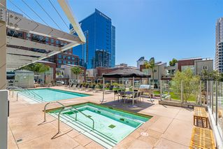 Photo 17: DOWNTOWN Condo for sale : 1 bedrooms : 800 The Mark Lane #504 in San Diego
