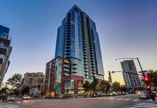 Photo 3: DOWNTOWN Condo for sale : 1 bedrooms : 800 The Mark Lane #504 in San Diego