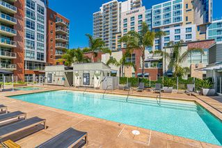 Photo 18: DOWNTOWN Condo for sale : 1 bedrooms : 800 The Mark Lane #504 in San Diego