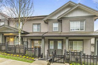 "Photo 1: 6 11176 GILKER HILL Road in Maple Ridge: Cottonwood MR Townhouse for sale in ""BLUE TREE"" : MLS®# R2455420"